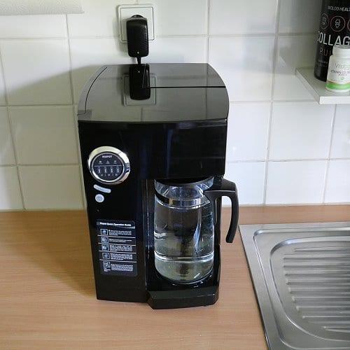 Mobile Auftisch-Osmoseanlage ohne Wasseranschluss
