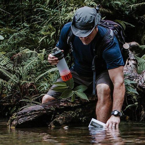 Grayl-GeoPress Outdoor Wasserfilter-Flasche