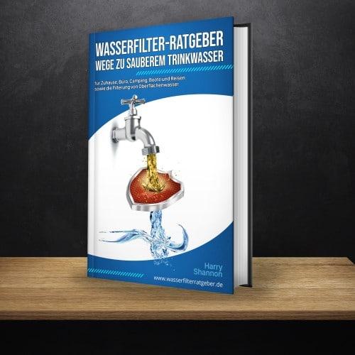 Buch Wasserfilter-Ratgeber - Wege zu sauberem Trinkwasser