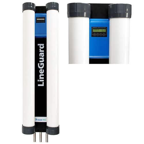 Ultrafiltrations-Hauswasserfilter filtert Viren und Bakterien