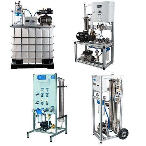 Osmoseanlagen für den Hauswasser-Anschluss