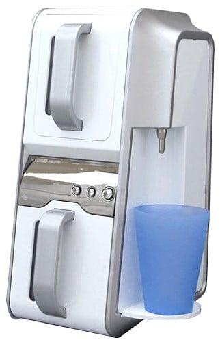 mobiler Wasserionisierer für basisches Aktivwasser