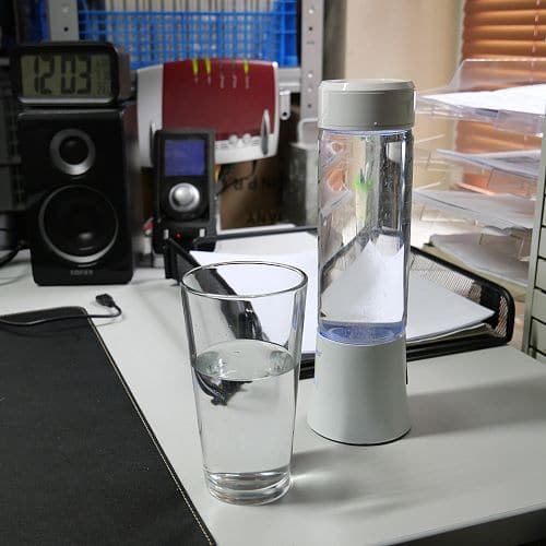 mobiler Wasserstoff-Generator