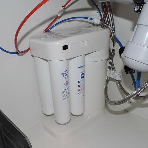 Morion Osmoseanlage mit 5-Liter-Tank