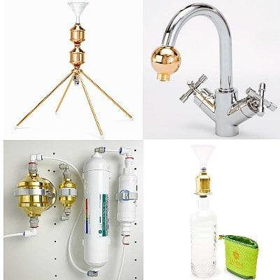 UMH Wasserenergetisierung und Verwirbelung
