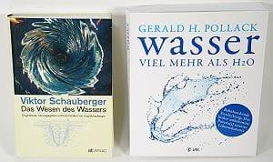 Bücher Wasser energetisieren und-verwirbeln