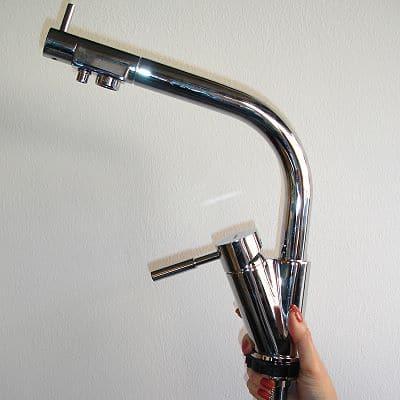 Mehrwege-Armaturen für Wasserfilter