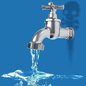 vergiftetes Trinkwasser durch Hackerangriff