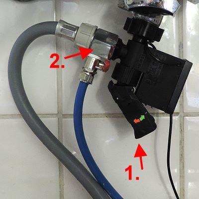 Wasserstopp für Waschmaschine und Geschirrspüler